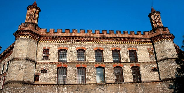 Ex Penitenciaria del Estado, Puebla