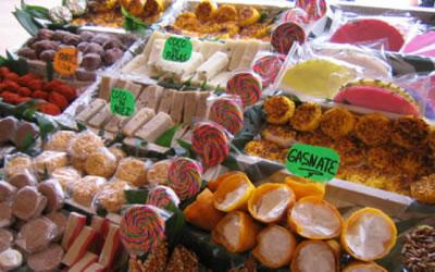 Feria del Dulce Cristalizado, Ciudad de México