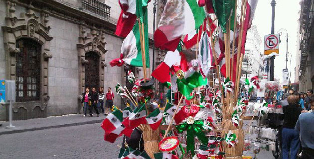 Ferias y Festividades en la Ciudad de México