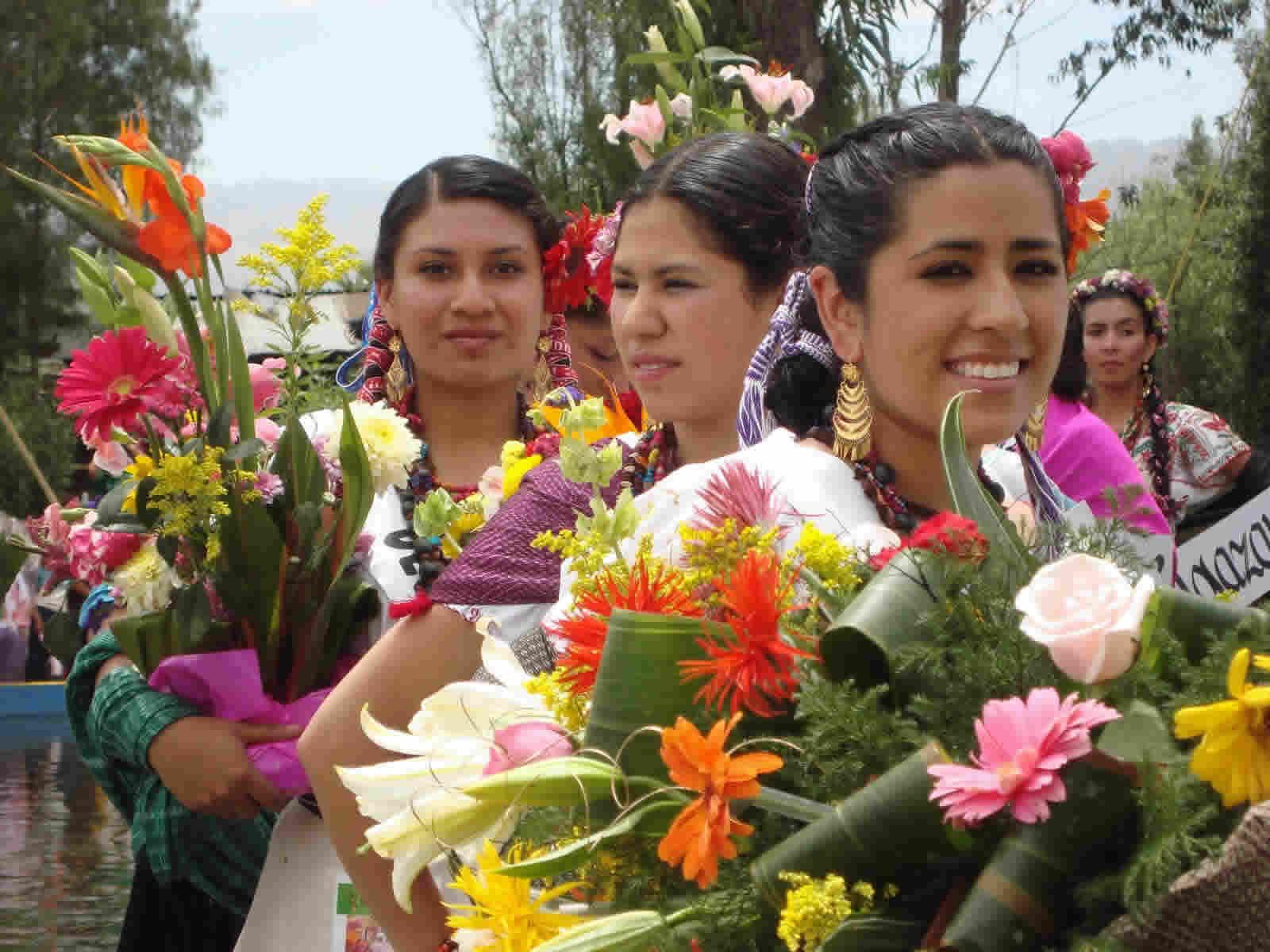 La Flor Más Bella del Ejido, Ciudad de México