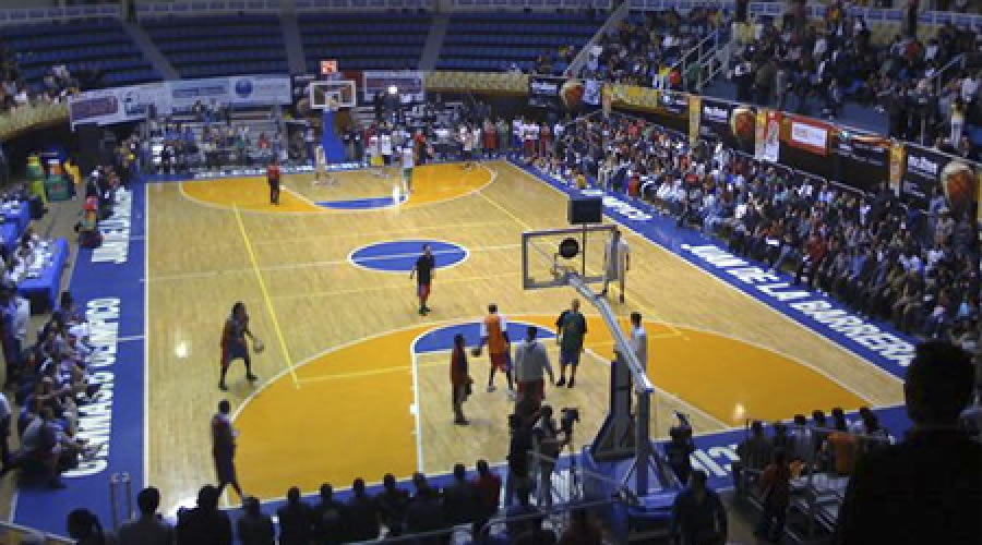 Gimnasio Olímpico Juan de la Barrera, Ciudad de México