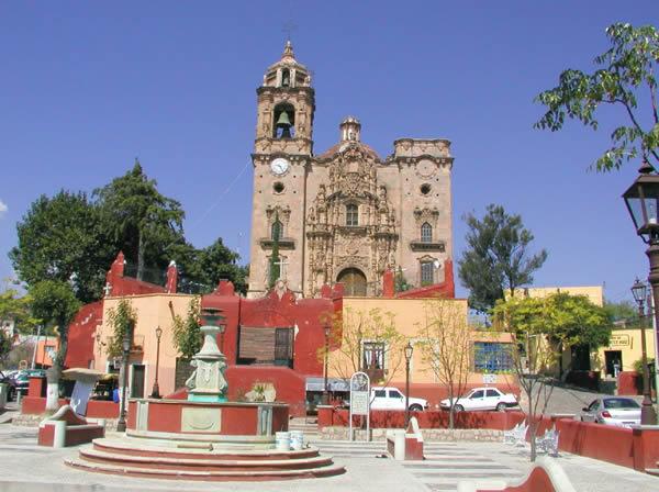 Zonas Mineras, Guanajuato