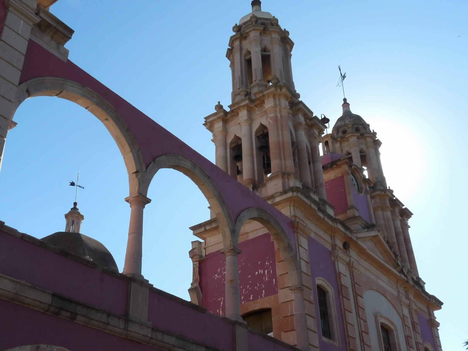 Hacienda de San Pedro Gogorrón, San Luis Potosí