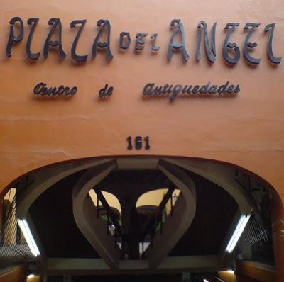 Galerías de Antigüedades Plaza del Ángel, Ciudad de México