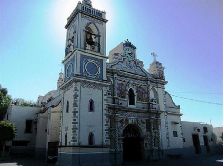 Santuario de Guadalupe, Puebla