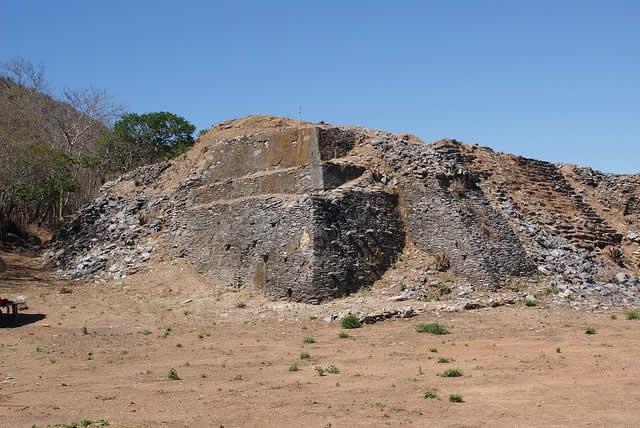Guiengola, Oaxaca