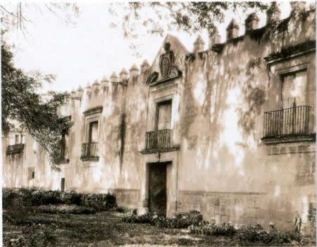 Hacienda de Clavería, Ciudad de México