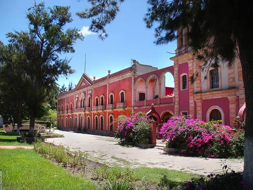 Haciendas en San Luis Potosí