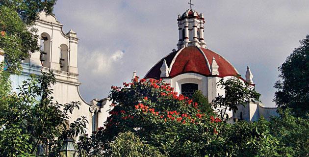 Historia de la Delegación Azcapotzalco, Ciudad de México
