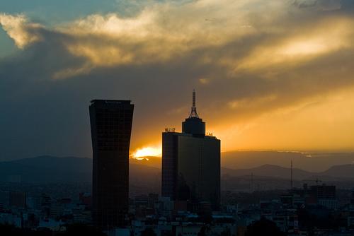 Historia de la Delegación Benito Juárez, Ciudad de México