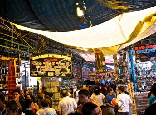 Historia de la Delegación Cuauhtémoc, Ciudad de México