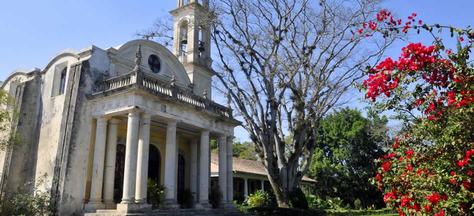 Ex Hacienda El Lencero, Veracruz