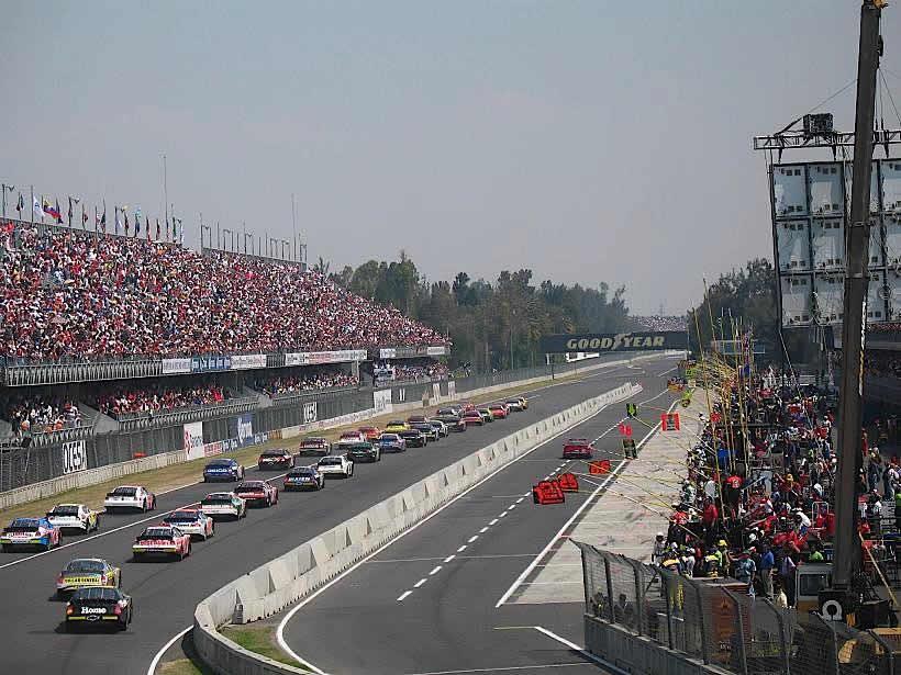 Autódromo Hermanos Rodríguez, Ciudad de México