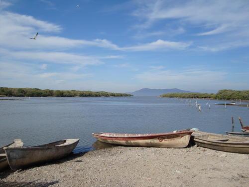 Laguna el Huizache, Sinaloa