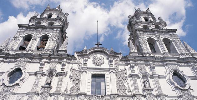 Iglesia de la Compañía, Puebla
