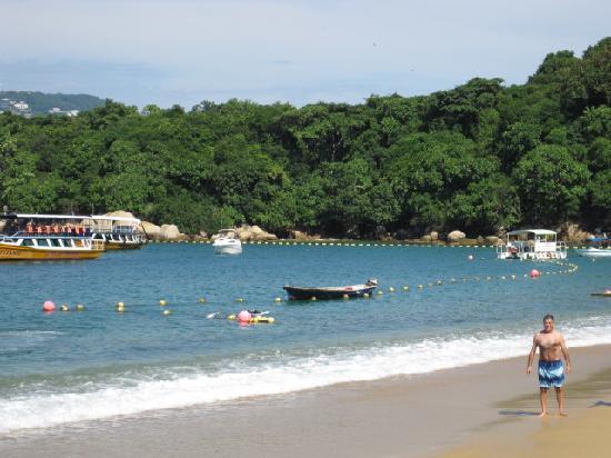 Isla de la Roqueta, Guerrero
