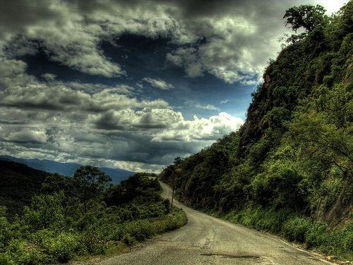 Sierra de Ixtlán, Oaxaca