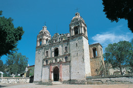 Templo y Ex Convento de San Juan, Oaxaca