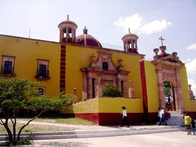 Hacienda La Ventilla, San Luis Potosí
