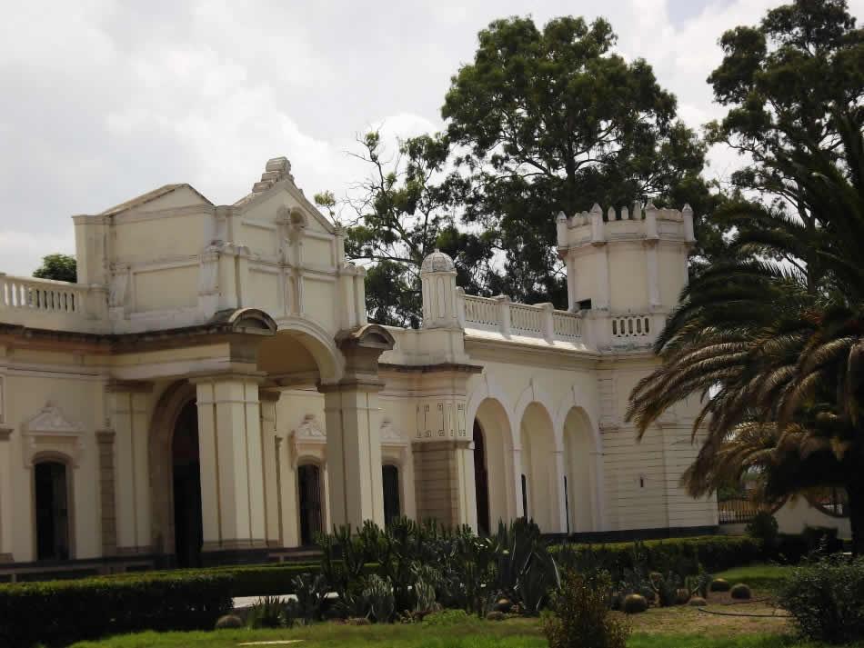 Hacienda de la Llave, Querétaro
