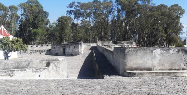Capilla y Fuerte del Cerro de Loreto, Puebla