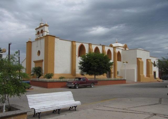 Templo de San Ignacio de Loyola (Templo de San Felipe y Santiago), Sinaloa