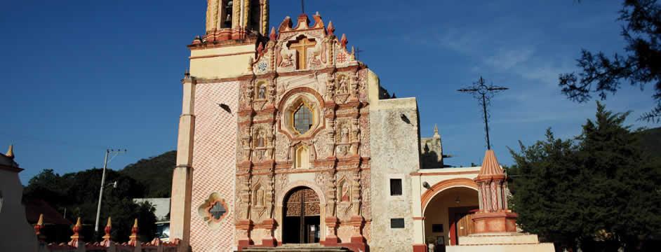 Templo de Nuestra Señora de la Luz, Querétaro