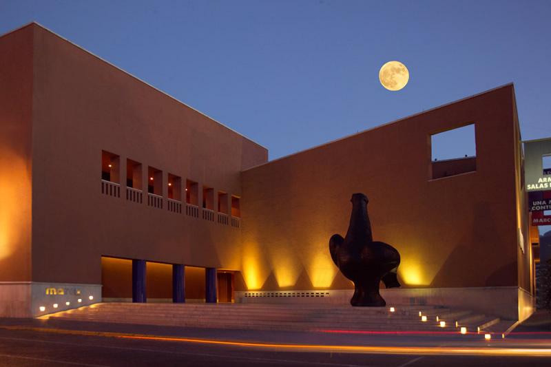 Museo de Arte Contemporáneo de Monterrey (MARCO), Nuevo León