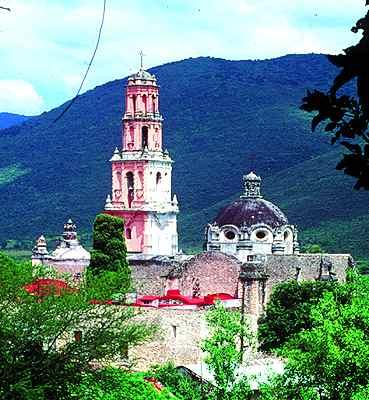 Landa de Matamoros, Querétaro