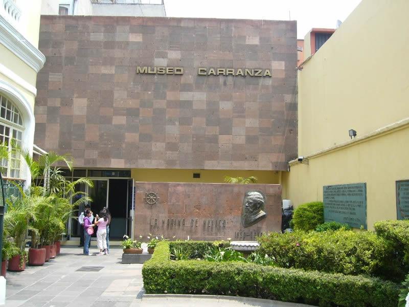 Museo Casa de Carranza, Ciudad de México