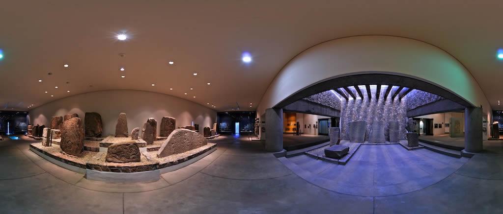 Museo de Sitio de la Zona Arqueológica de Cuicuilco, Ciudad de México
