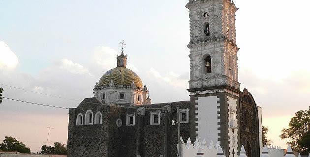 Templo de San Dionisio, Tlaxcala