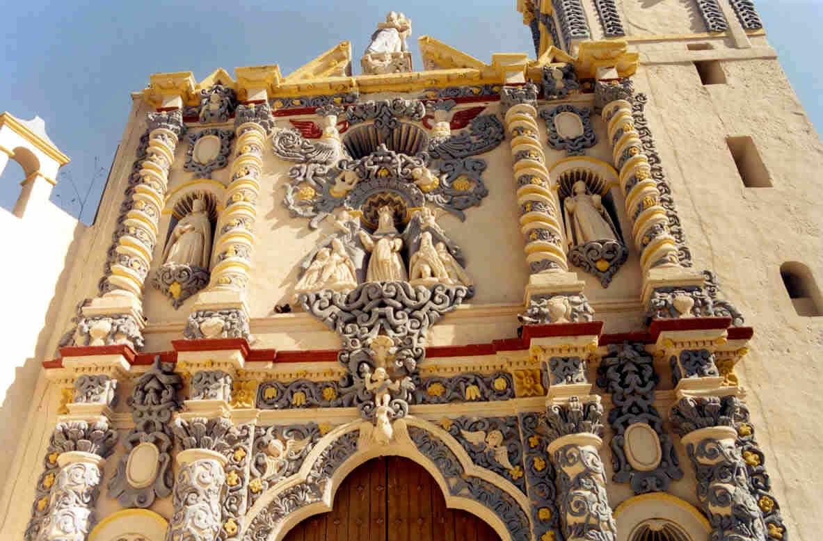 Ex Convento e Iglesia de La Merced.