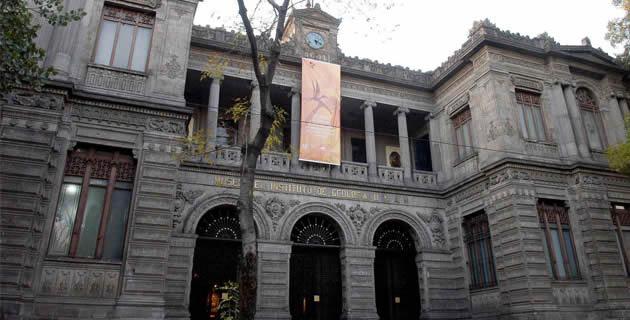 Museo del Instituto de Geología de la UNAM, Ciudad de México