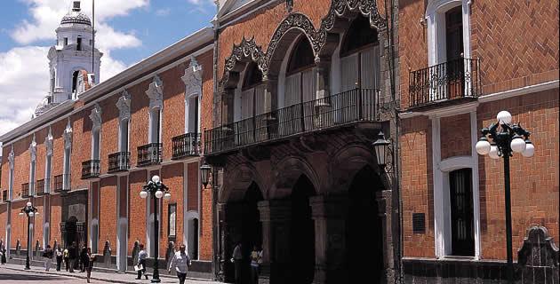 Palacio de Gobierno, Tlaxcala