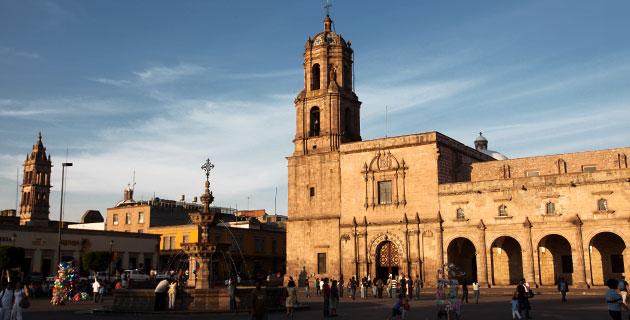 Las Iglesias de Michoacán