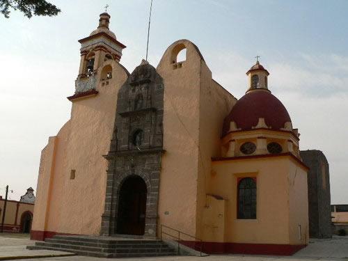 Templo de San Ildefonso, Tlaxcala