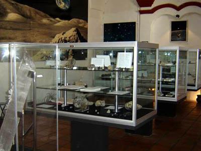 Museo Mineralógico, Puebla