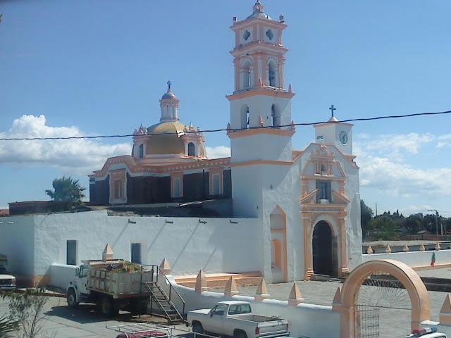 Parroquia de Santa Isabel, Tlaxcala
