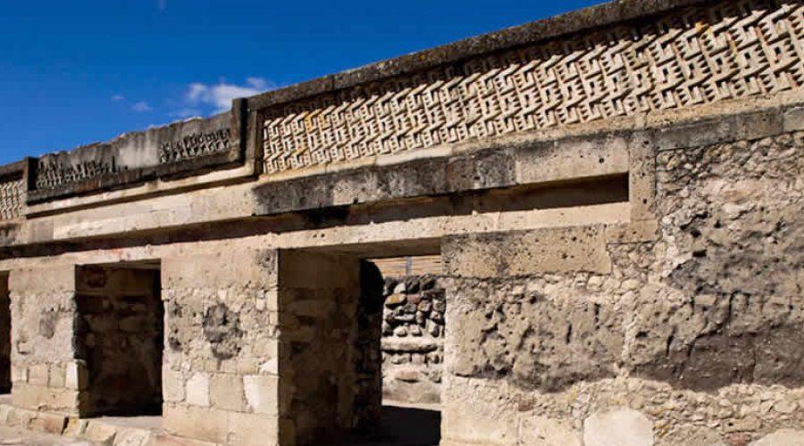 Zona Arqueológica de Mitla en Oaxaca