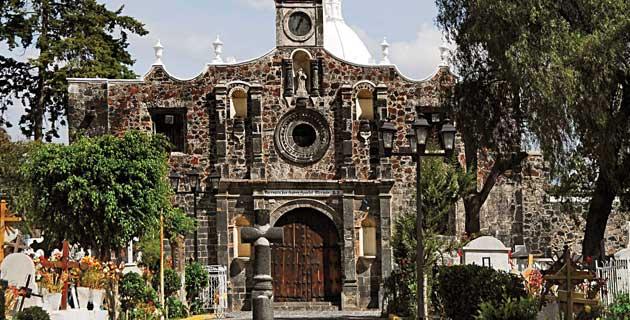 Barrio Mágico Mixquic, Ciudad de México