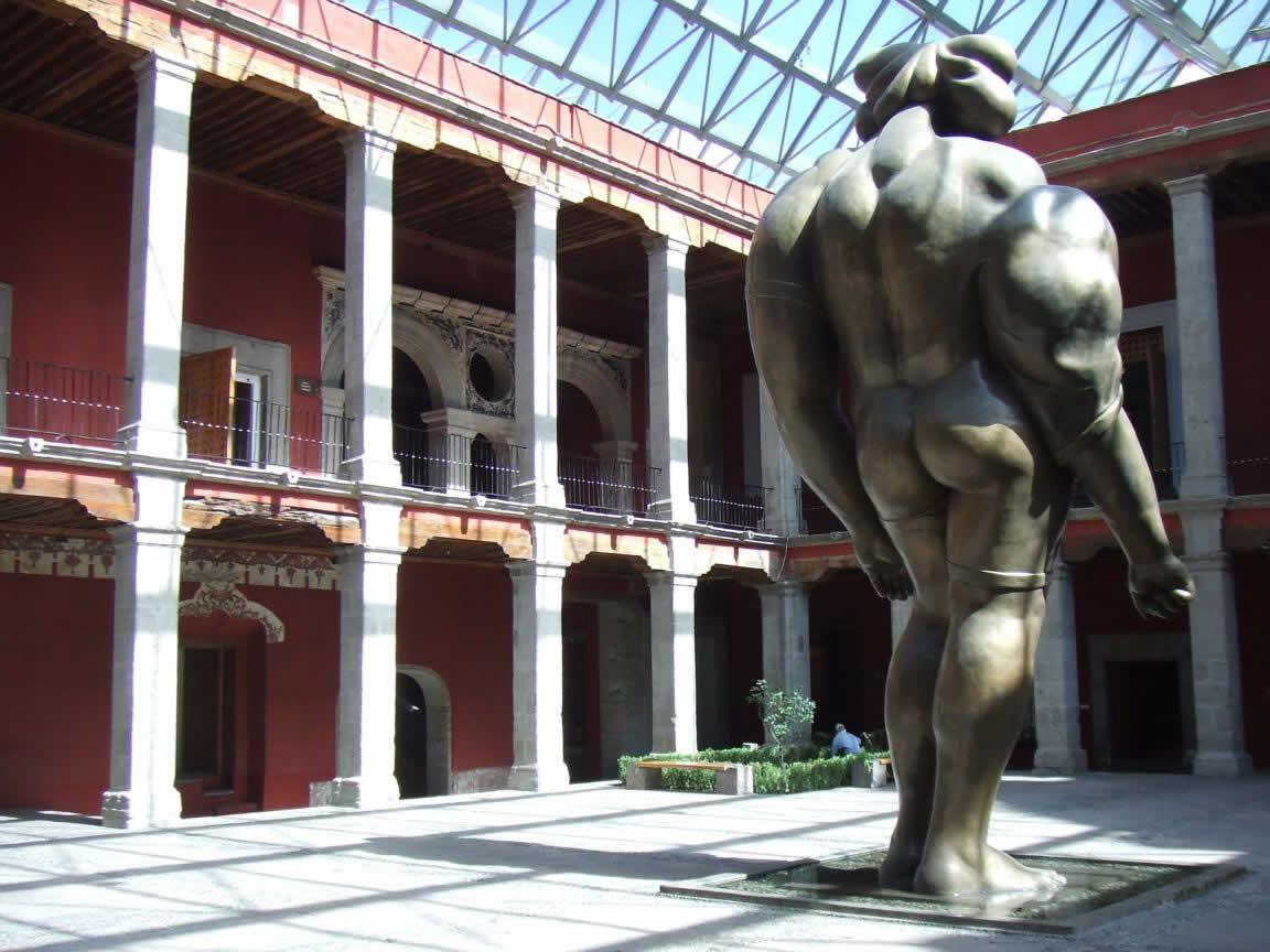 Museo José Luis Cuevas, Ciudad de México