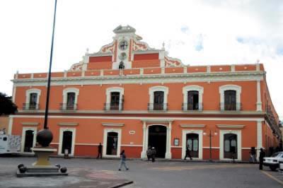 Palacio Municipal, Tlaxcala
