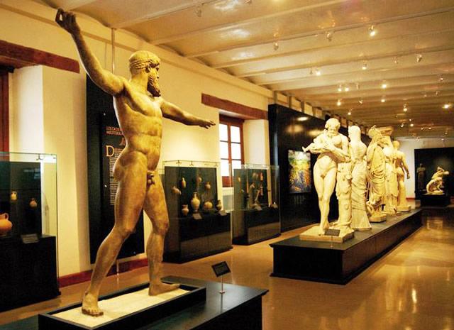 Museo Nacional de las Culturas, Ciudad de México