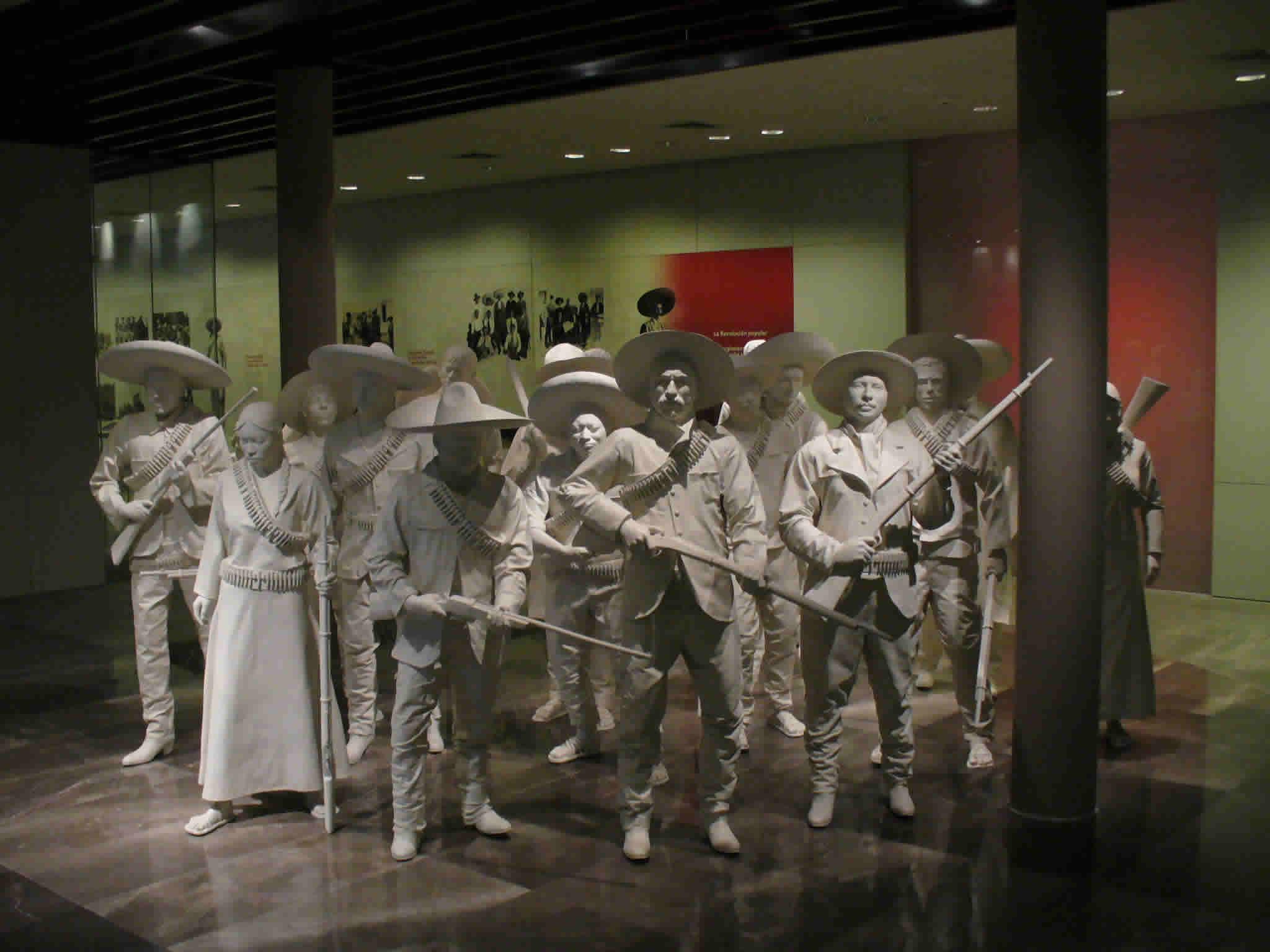 Museo Nacional de la Revolución, Ciudad de México