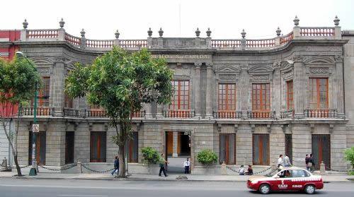 Museo Nacional de San Carlos ac1d228d0c8