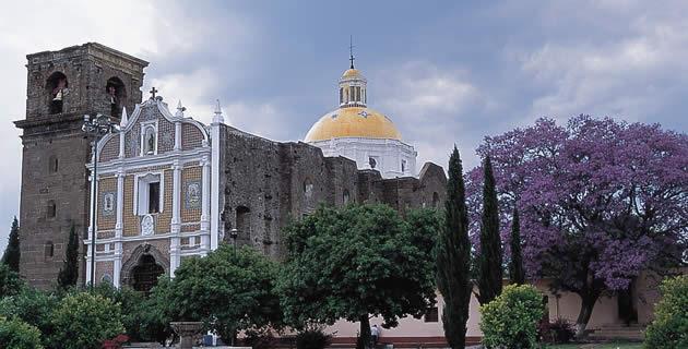 Parroquia de San Francisco, Tlaxcala