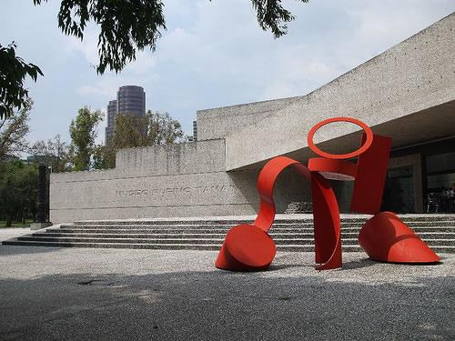 Museo de Arte Contemporáneo Internacional Rufino Tamayo, Ciudad de México