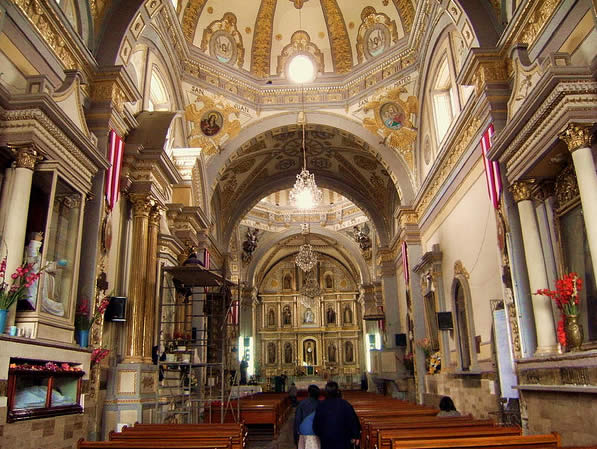 Parroquia de San Bernardino de Siena, Tlaxcala
