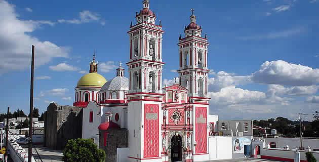 Templo de San Toribio, Tlaxcala
